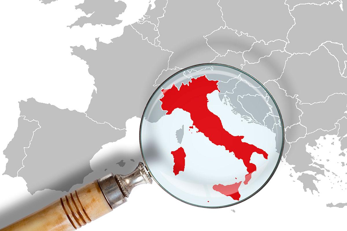 Búsqueda actas italianas